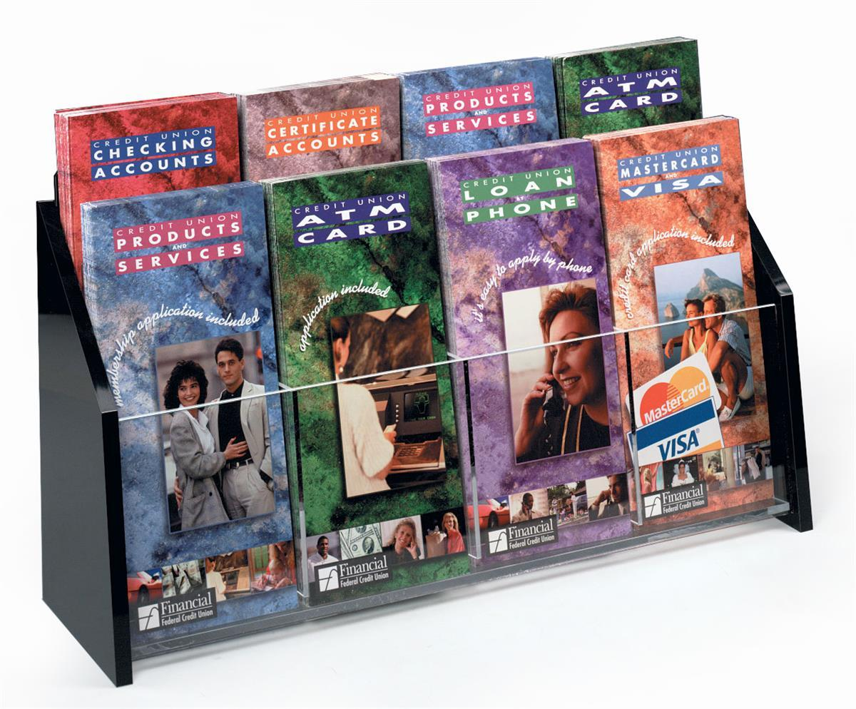 How brochure holder stand is useful in your indoor brand promotion?