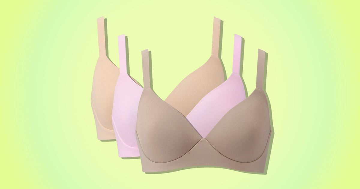 Wireless – pain-free bra