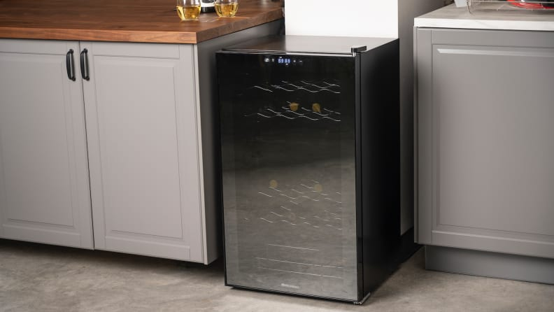 countertop wine cooler review