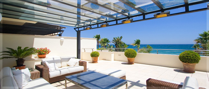beautify balcony at your apartments