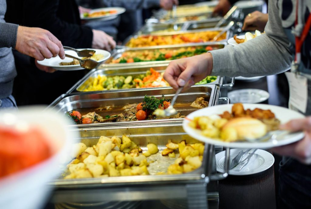 The Party Catering Services Hong Kong